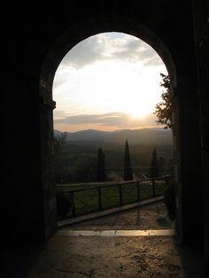 San Galgano, Italy.
