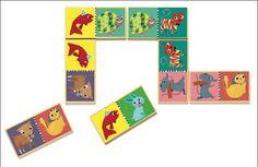 #Djeco houten #domino spel Zozo 2 j from www.kidsdinge.com www.facebook.com/pages/kidsdingecom-Origineel-speelgoed-hebbedingen-voor-hippe-kids/160122710686387?sk=wall http://instagram.com/kidsdinge #Kidsdinge