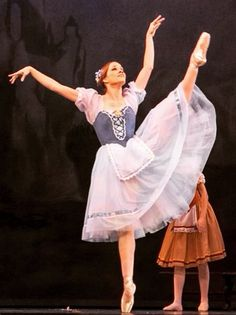 Giselle Act One: Ballerina Badass as Giselle After 10-Year Hiatus