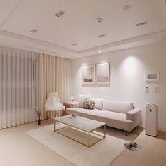 Home Room Design, Dream Home Design, House Design, Apartment Interior, Interior Design Living Room, Living Room Designs, My Living Room, Living Room Decor, Bedroom Decor