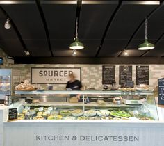 Sourced Market, St Pancras International