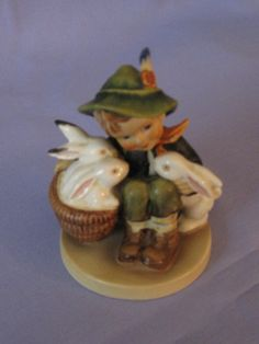 Hummel Playmates Figurine TMK3 58/0 Simply Adorable Available In Store Today @