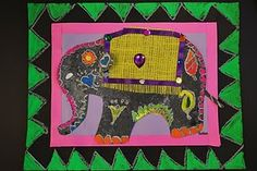 INDIA - Indian Elephants