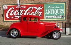 '31 Ford 5 window