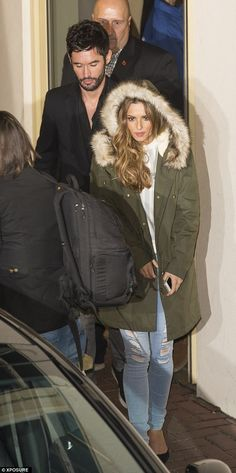 Wrap up warm in an A.P.C. parka this winter #DailyMail