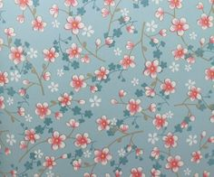 Eijffinger Pip II Bloemen & Planten Blauw - 313021