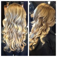 Blonde Ombre #HairByKimberly