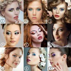 QC Makeup Academy - Google+  Colorful bridal makeup #colorfuleyeshadow #stunningbride #bridemakeup #bridal