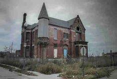 Abandoned houses around the world