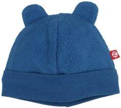 Zutano Cozie Fleece Hat,Pagoda,3m (0-3 months) Zutano. $11.76