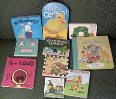 Picture Books to Improve Your Toddler's Speech. Repinned by SOS Inc. Resources.  Follow all our boards at http://pinterest.com/sostherapy  for therapy resources.