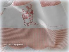 Lavender and Lilac: Sack, Towel and Bib Baby Girl
