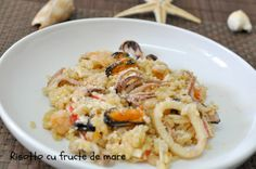 Croquembouche, Risotto, Rice, Ethnic Recipes, Food, Essen, Meals, Yemek, Laughter