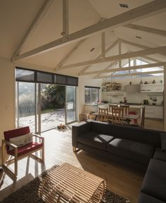 Energy Efficiency, Passive House Design, Architect House, Sustainable Architecture, New Builds, Beautiful Space, Outdoor Decor, Interiors