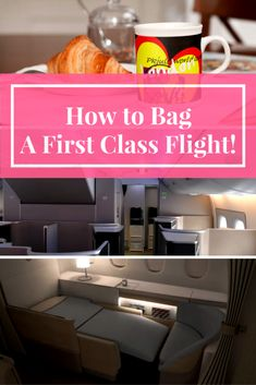 It doesn't have to cost you a pretty penny to go Club or Fly First class at Economy Price! These tips have very little to do with frequent flier miles! #traveltips #budgettravel