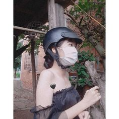 In4: Phương Yến I Love Pic, Theater, Mask Girl, Swag Outfits, Games For Girls, Ulzzang, Riding Helmets, Shapes, Selfie