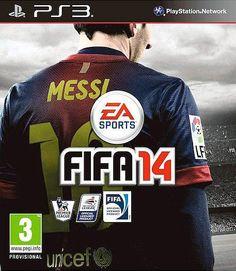 Fifa 14 sur PS3 prix promo Priceminister 55.25 € TTC Prix d'origine : 69,99 €