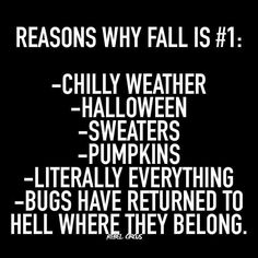 Can't wait for fall❤