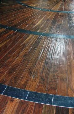 Forged Iron Floor Tile