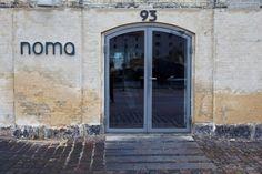 Noma restaurant. Denmark