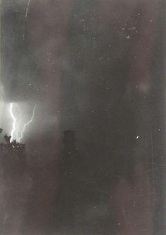 "dame-de-pique:  "" Lightning, 1930s  """