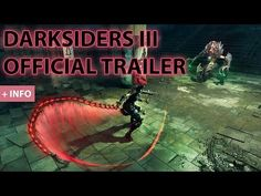 Darksiders 3 Official Trailer + Info (Indonesia) - YouTube