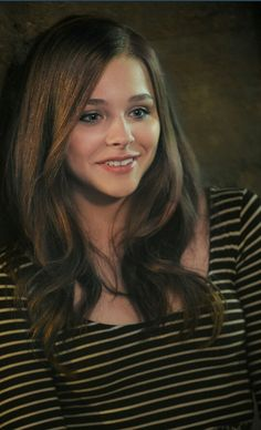 Chloe Grace Mortez (specifically in the film If I Stay) was a huge character inspiration (lookwise) for Morgan Summers.