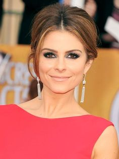 Famous Actress and Tv Reporter Maria Menonos