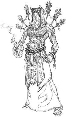 Triune Vessel from Diablo III