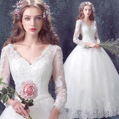 Luxury lace sexy princess bride wedding $119   => Save up to 60% and Free Shipping => Order Now! #fashion #woman #shop #diy  http://www.weddress.net/product/luxury-lace-sexy-princess-bride-wedding