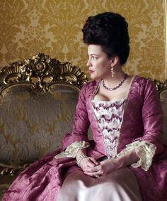 Lady Isabella Fitzwilliam (Liv Tyler) arrives in Season 2.