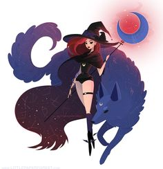 Witchsona on Behance