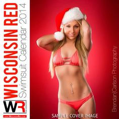 ORDER NOW! It's for a good cause - I'll be supporting GIRLS ROCK MILWAUKEE!!! :)  Wisconsin Red Swimsuit Calendar 2014 (Pre-Order)