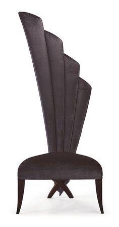 Fan Back Chair - Christopher Guy