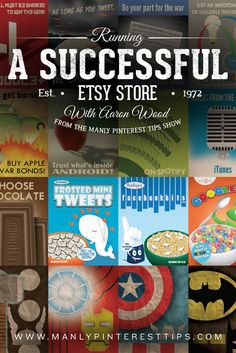 Running A Successful Etsy Store Pinterest Diy Crafts, Craft Booth Displays, Etsy Seo, Etsy Business, Business Ideas, Pinterest For Business, Sell On Etsy, Crafts To Sell, Etsy Seller