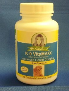 k9 Vita-MAXX 30 Day Supply Medium 35-64lbs Dog * Learn more by visiting the image link. (This is an affiliate link and I receive a commission for the sales)