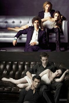 / Twilight vs The Mortal Instruments.