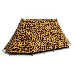 FIELDCANDY Don't Be A Leopard Tent