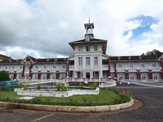 Hôtel des Thermes, Antsirabe, Madagascar