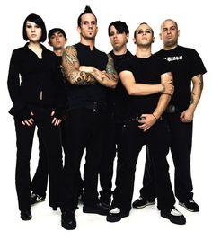 Bleeding Through (2004). #metalcore #highschool #seenLive