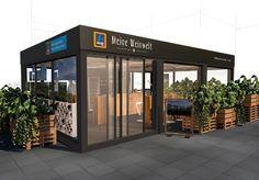 Aldi Süd eröffnet Pop-up-Store im Rahmen der ProWein