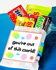 You're Out of This World Gift Idea on { lilluna.com } #gift