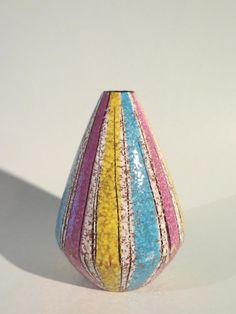 50er Jahre Keramik Vase