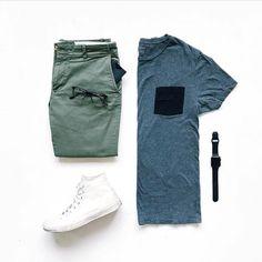 Essentials by loftmasculino