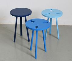 paul menand: modest stool