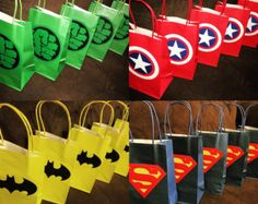 These LEGO Superheroes are perfect for your next party or just to decorate your little superheroes bedroom! They measure from ~ 15 1/2 - 16 inches from head to toe and are precision cut with a digital paper cutter. **This listing is NOT for a digital file.**  - - - - - - - - - - - - - - - - - - - - - - - This decor goes great with our LEGO superheroes birthday invitation! BOY VERSION: https://www.etsy.com/listing/228091847/lego-superhero-custom-printable-birthday GIRL VERSION…
