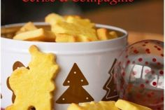 Butterbredele : Petits sablés de noël au citron Spaghetti Squash Recipes, Spaghetti And Meatballs, Biscuit Cookies, Food Inspiration, Tea Time, Party, Food And Drink, Pudding, Nutrition