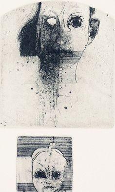 Robert E. Marx : Heyen: HIROSHIMA: Mother and Child at Davidson Galleries