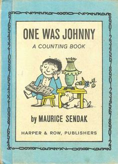 One Was Johnny, A Counting Book by Maurice Sendak