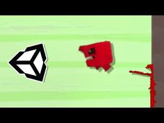 Wall jump in 5 minutes - tutorial in Unity Play My Game, I Am Game, Unity Tutorials, Game Conference, Indie Games, Alien Logo, Popular Pins, Programming, Nerd